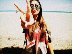 Soy feliz , si tu eres feliz y si no lo eres yo lo seré por ti.