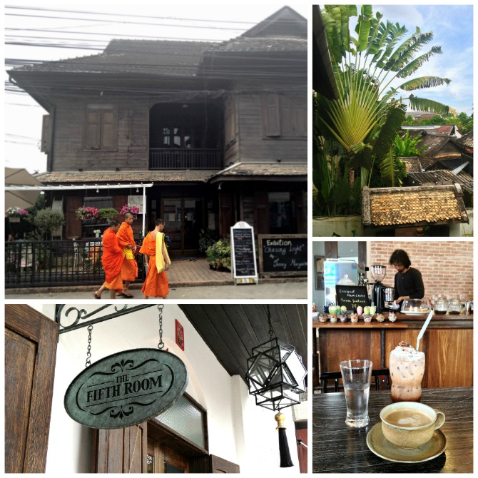 Glimpses of old and new Chiang Mai