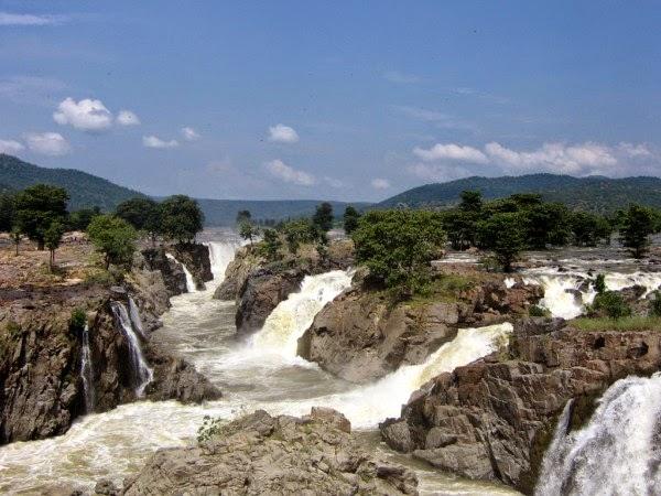 Hogenakkal Falls, India