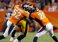 The defense will make or break the Broncos' season.