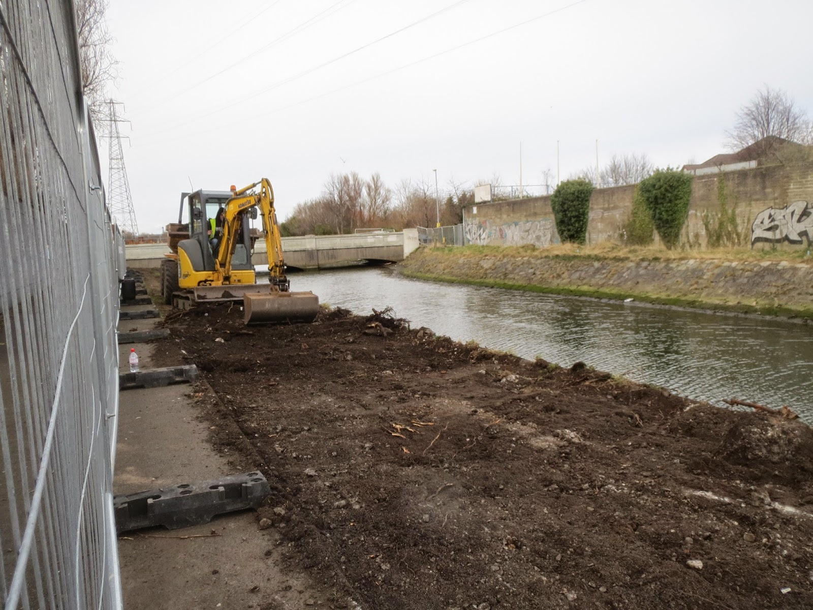Lord Belmont In Northern Ireland Riverside Clearance