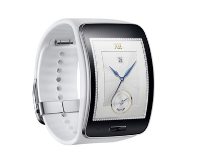 Samsung umumkan Galaxy Gear S, smartwatch dengan dukungan 3G