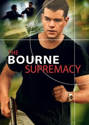 La Supremacia Bourne (2004)