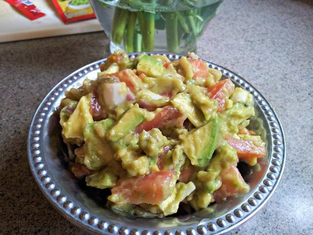 #McCormickTacoNight @Hinessightblog Guacamole Salsa