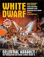 White Dwarf Weekly número 84 de septiembre