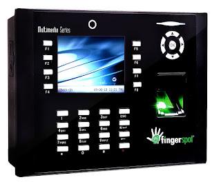 Pengertian dan Cara Kerja Mesin Fingerprint Reader