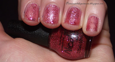 OPI Kardashian Kolor Nail Polish Review - Wear Something Spar-Kylie Swatch