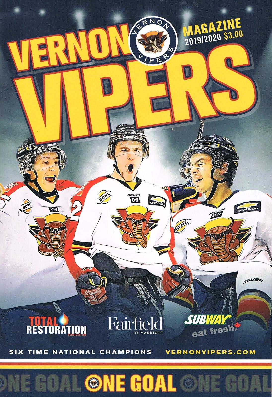 Vernon Vipers 2019-20 Program