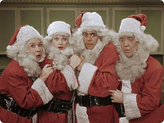 """I Love Lucy"" Christmas special airs Friday, December 20 at 8:00 p.m. on CBS."