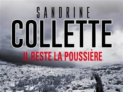 Il reste la poussière de Sandrine Collette