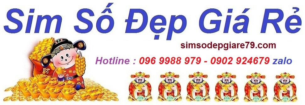 Sim Số Đẹp Giá Rẻ 79 Tphcm, Sim Mobi 090, 093, Sim Phong Thủy.
