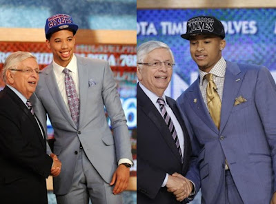 The Style Ref's 2013 NBA Draft Style Review