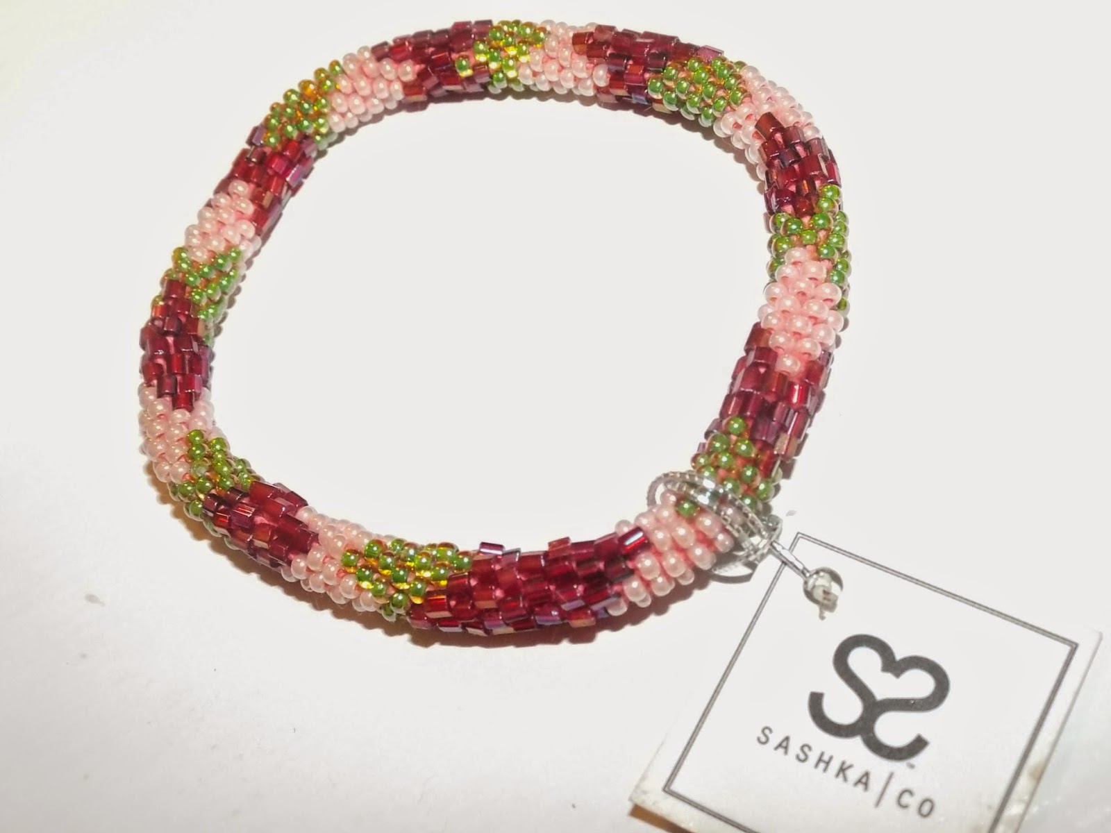 Bracelet from Sashka Co.