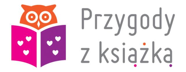 """Biorę udział w projekcie Dzikiej Jabłoni """"Przygody z książką"""""""