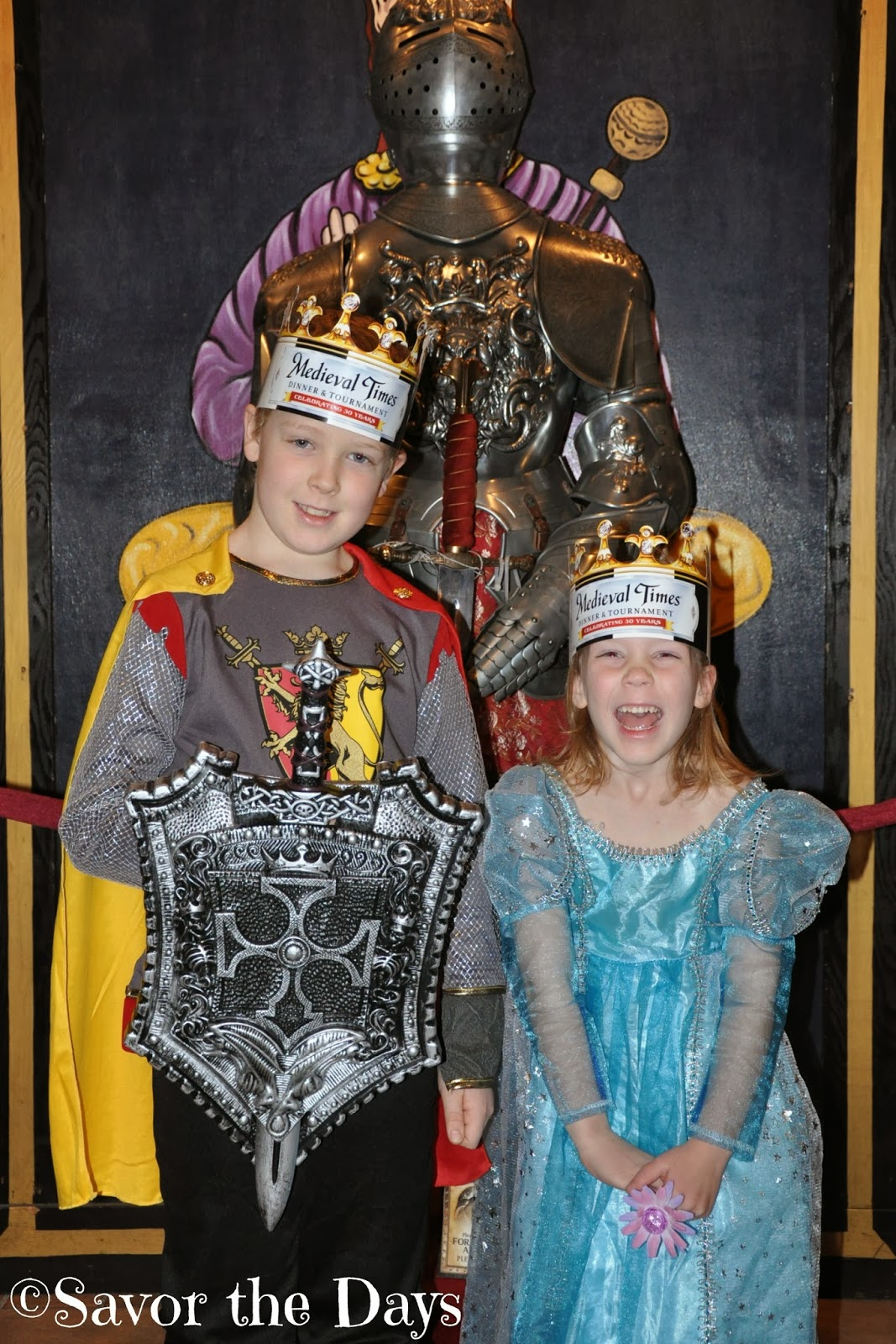 savor the days come along on a medieval times dinner and