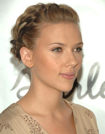 Wedding Inspiration Braided Hairstyles