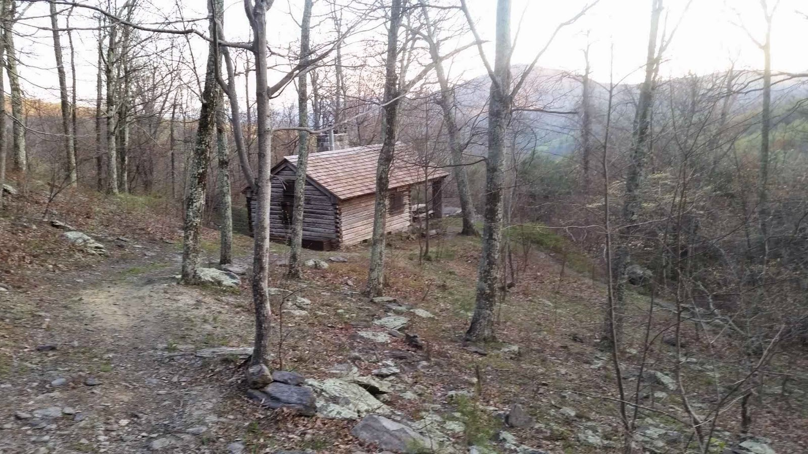 Doyles River Cabin