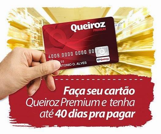 CARTÃO QUEIROZ PREMIUM