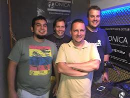 Equipo de La Caravana Del Ascenso y amigos.
