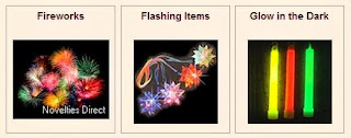 fireworks and part accessories