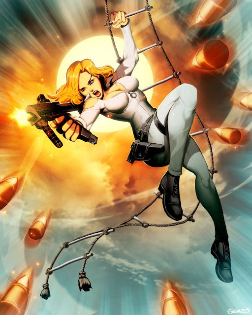 SHARON CARTER (AGENTE 13)