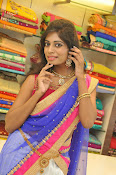 Mounika Reddy Glam pics in Half saree-thumbnail-2