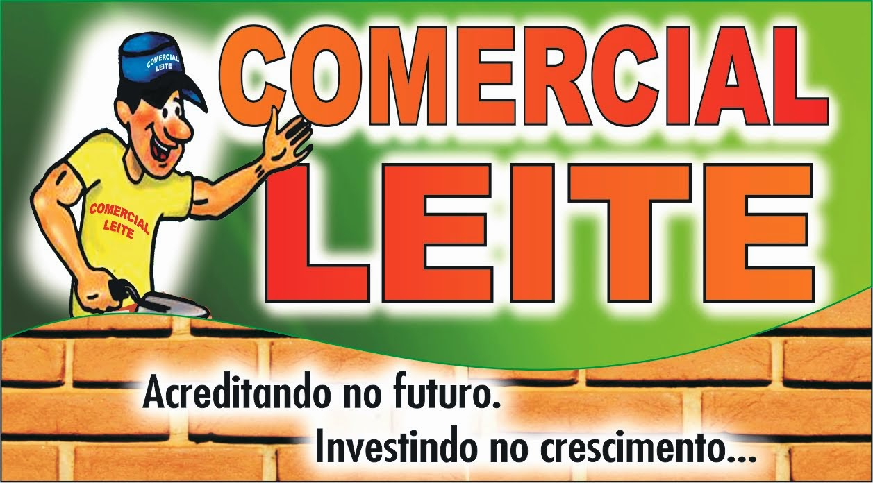 Comercial Leite