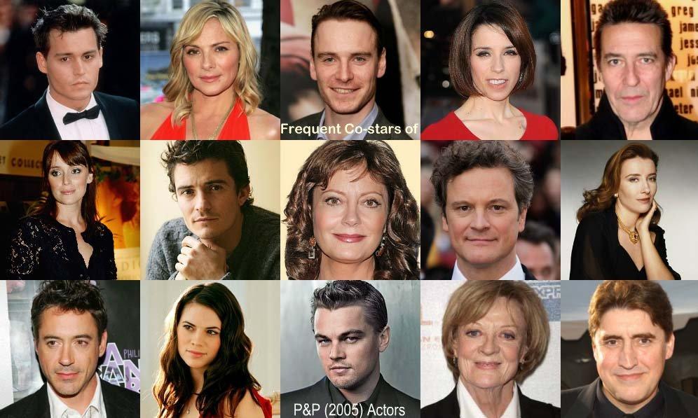 Pride amp prejudice 2005 blog frequent co stars of p amp p 2005 actors
