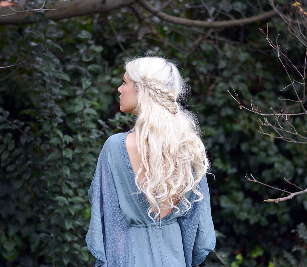 Diy daenerys a hair extension story blonde rhombus diy daenerys a hair extension story solutioingenieria Gallery