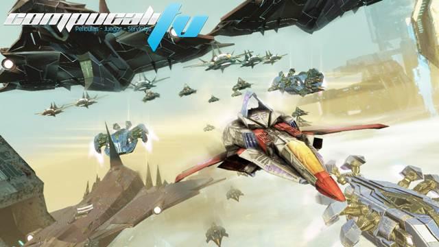 Transformers Fall Of Cybertron PC Full Español Descargar 2012 Imagen 003
