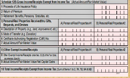 management s responsibility for annual income tax Statement of management's responsibility (smr) (1) for issuers of securities to the public, the smr shall be attached to both the consolidated financial statements and the parent company's financial statements for filing with the commission.