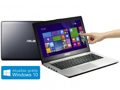 Notebook Asus Vivobook S451LA
