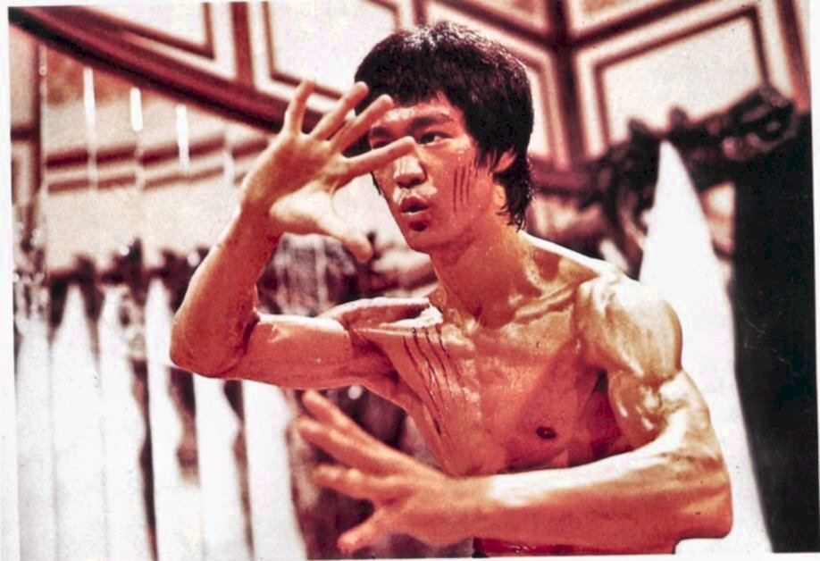 Enter the Dragon movie