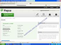 PopAds.net Pembayaran tanggal  17 Agustus 2012