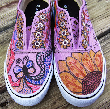 Learn To Decorate Your Shoes
