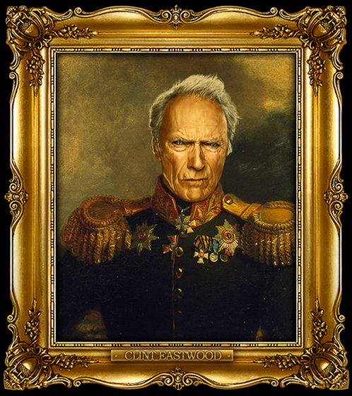 Celebrities Portrayed as Russian Generals  Seen On www.coolpicturegallery.us