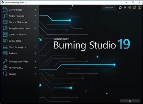 Download Ashampoo Burning Studio 19 Completo via Torrent