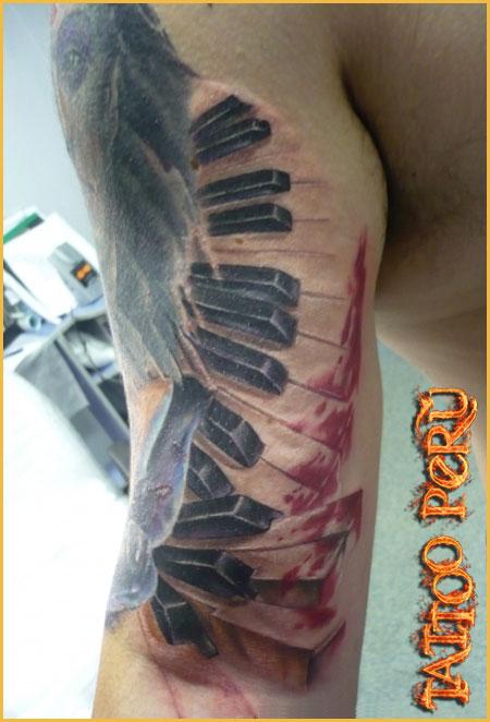 ¿En que parte del Cuerpo se puede Tatuar?. 01_tatuajes_musicales