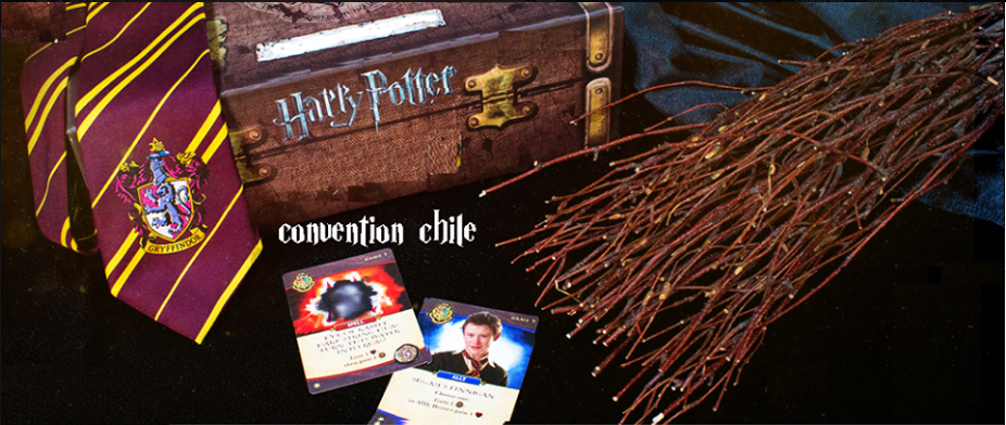 Harry potter convention chile