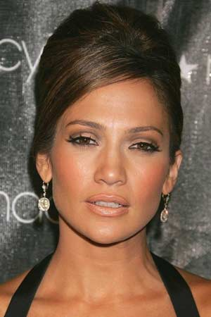 jennifer lopez hairstyles. Jennifer Lopez With No Makeup