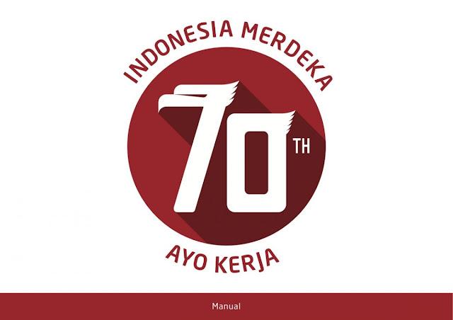Tema dan Logo Peringatan Hari Ulang Tahun ke-70 Republik Indonesia