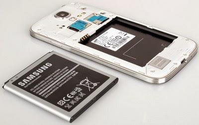 Pengalaman Samsung Galaxy S4