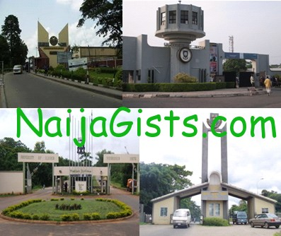 top 10 best universities in nigeria 2012