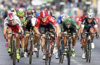 TOUR DE FRANCIA 2015 - Greipel cierra el segundo Tour de Chris Froome. Clasificaciones