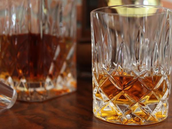 Nachtmann Noblesse Whisky Set.