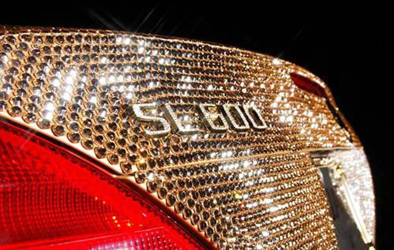 Diamond Studded Car Price