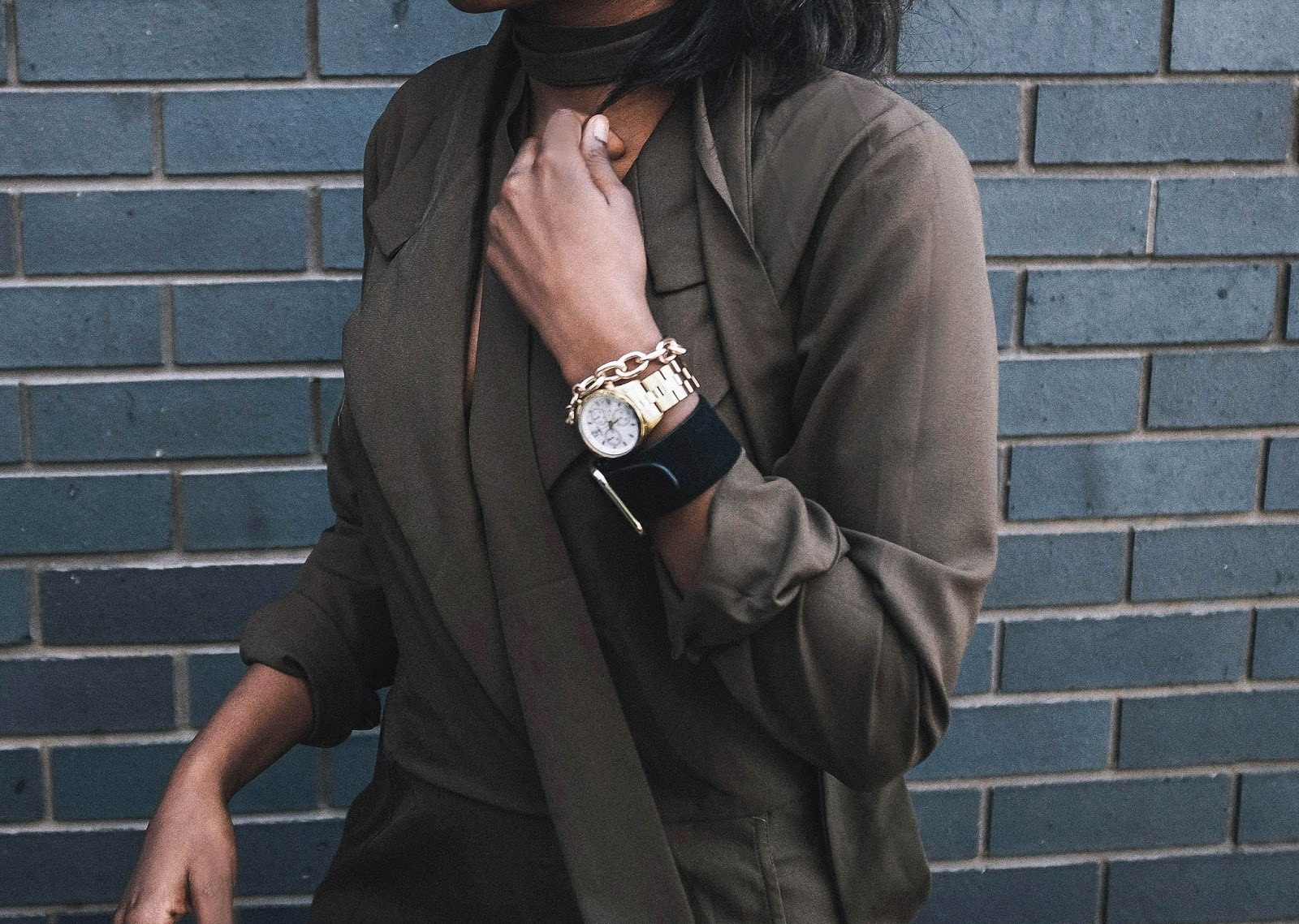 Khaki Missguided Utility Jumpsuit Miu Miu Square Sunglasses