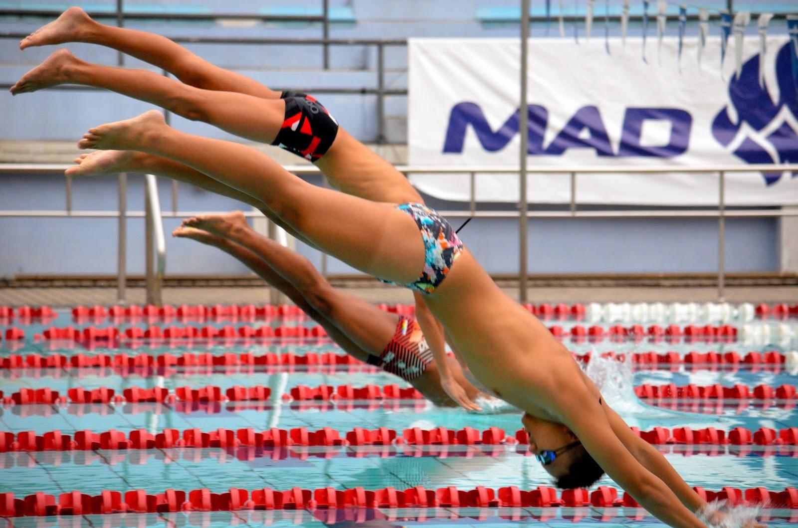 Ikan Bilis Swimming Club 1971 Kl February 2015
