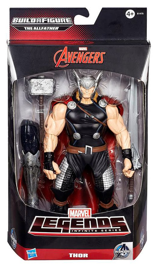 Hasbro - Marvel Legends Avengers Infinite - Modern Thor figure