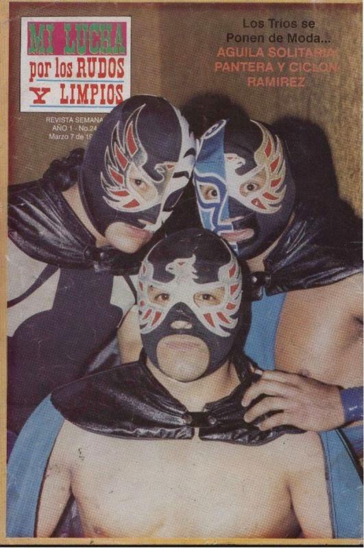 Las Saetas Del Ring - Lucha Libre Mexicana